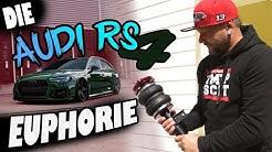 Die Audi RS4 Euphorie ✖ Top Secret Tuning