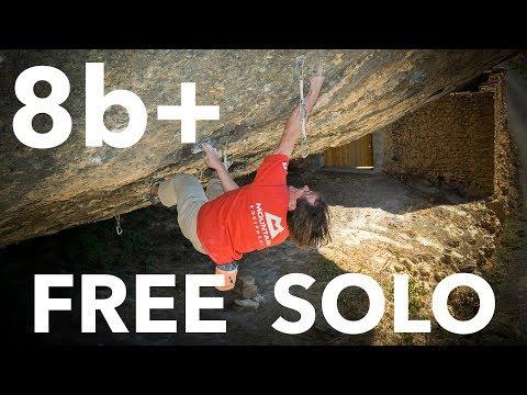 8b+ Free Solo