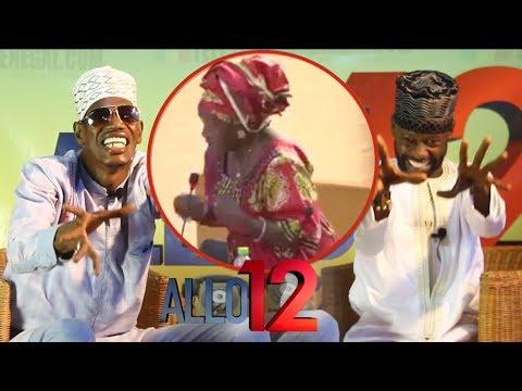Député Badio Badio dans Allo12 avec Tapha Toure ak Ndiol Toth Toth