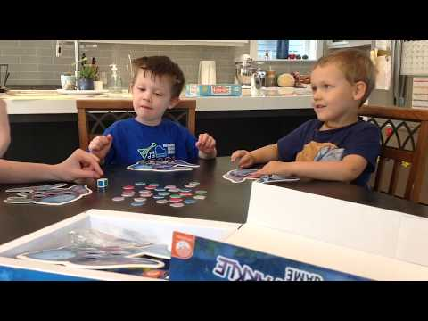 Using Games To Teach Taking Turns