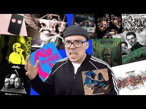 YUNOREVIEW: November 2018 (Low, Black Eyed Peas, Thom Yorke, Mick Jenkins)
