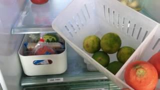 How to organize your fridge   Bagaimana untuk susun atur dalam peti ais