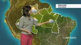 Previsão Norte – Chuva a qualquer hora no AC, PA e TO