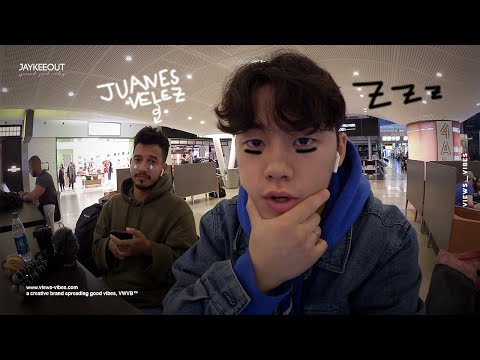 a korean visiting colombia for the first time (ft. Juanes Velez), jay x VWVB