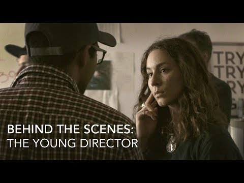 CLARA - Behind The Scenes: The Young Director HD (Troian Bellisario, Patrick J. Adams)