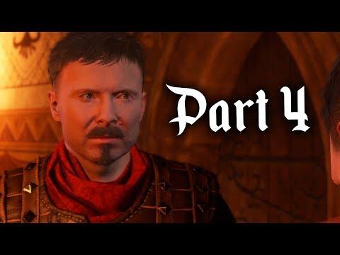 Kingdom Come Deliverance Gameplay Walkthrough Part 4 - AWAKENING (Full Game)