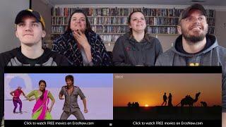 Saree Ke Fall Sa Full Video Song REACTION!