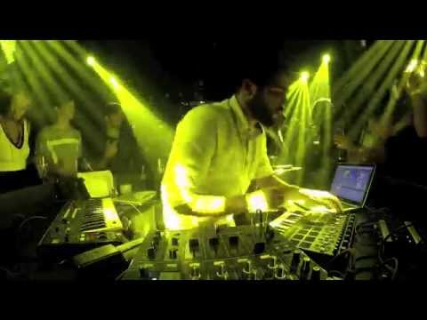 "OSHRI COHEN dj live act at ""ARIA"" club (Tel Aviv) - part 1"