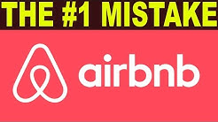 The BIGGEST PROBLEM with renting your home on Airbnb.