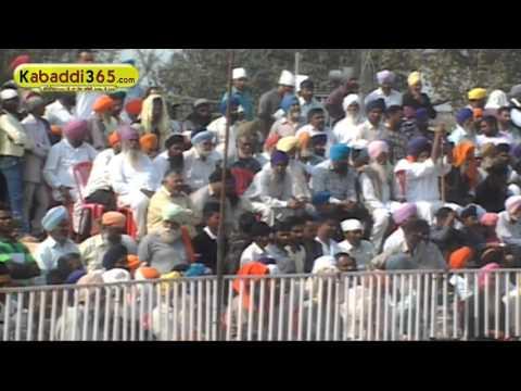 (3) Jodhe (Amritsar)Kabaddi Tournament 3 March 2016