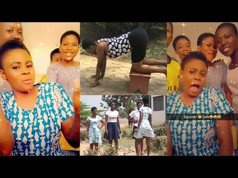 Parents storm Accra Girls' SHS to 'rescue' their wards from contracting Covid-19 from YouTube · Duration:  24 seconds