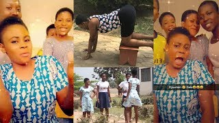 "Eii ???? ""ALLOW BOYS TO F*CK YOU"" - Ejisuman shs Sɑcks 7 female students over video"