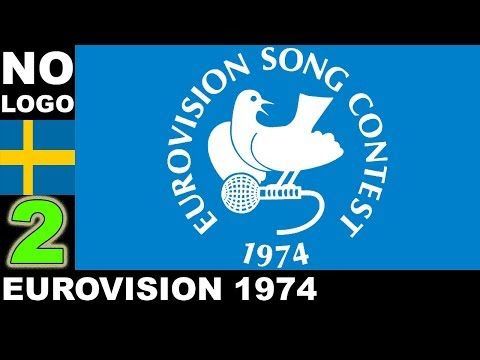 Eurovision Song Contest 1974 [Swedish commentary]