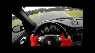 Jazda za kierownicą Porsche 911 GT 3 (997) – Tor Białystok video