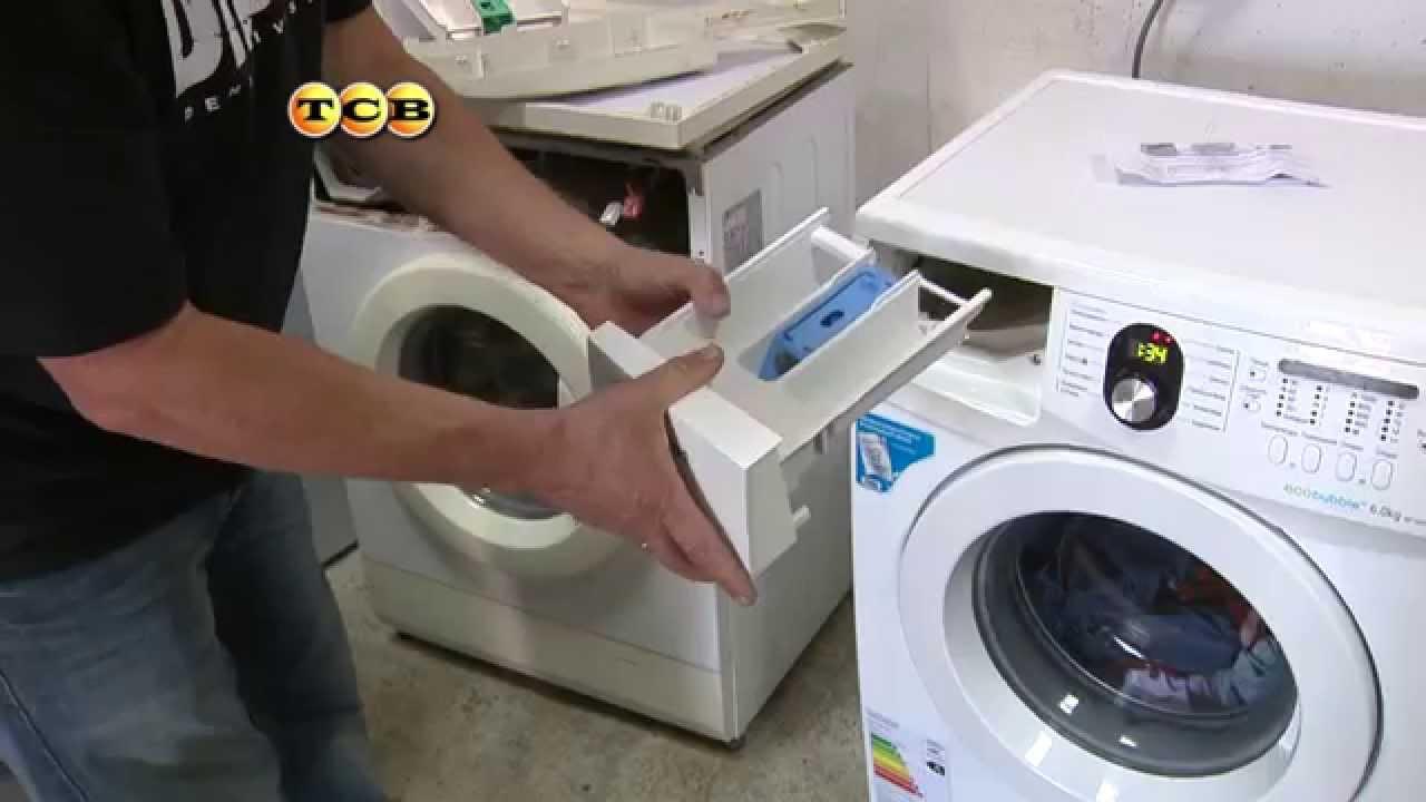 Как сделать профилактику для стиральной машины