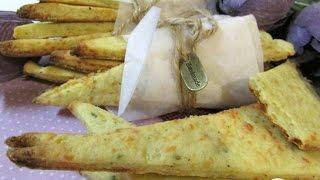 Картофельное печенье с сыром и прованскими травами  Рецепт выпечки