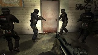 Perhaps the Best Game about SPECIAL FORCES on PC ! Simulator SWAT 4
