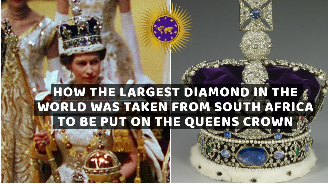 Royal Theft Of African Crown Jewels