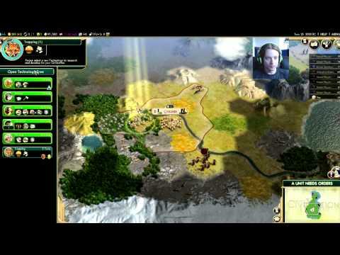 Civilization V: Brave New World - I Am Zulu - Ep 1