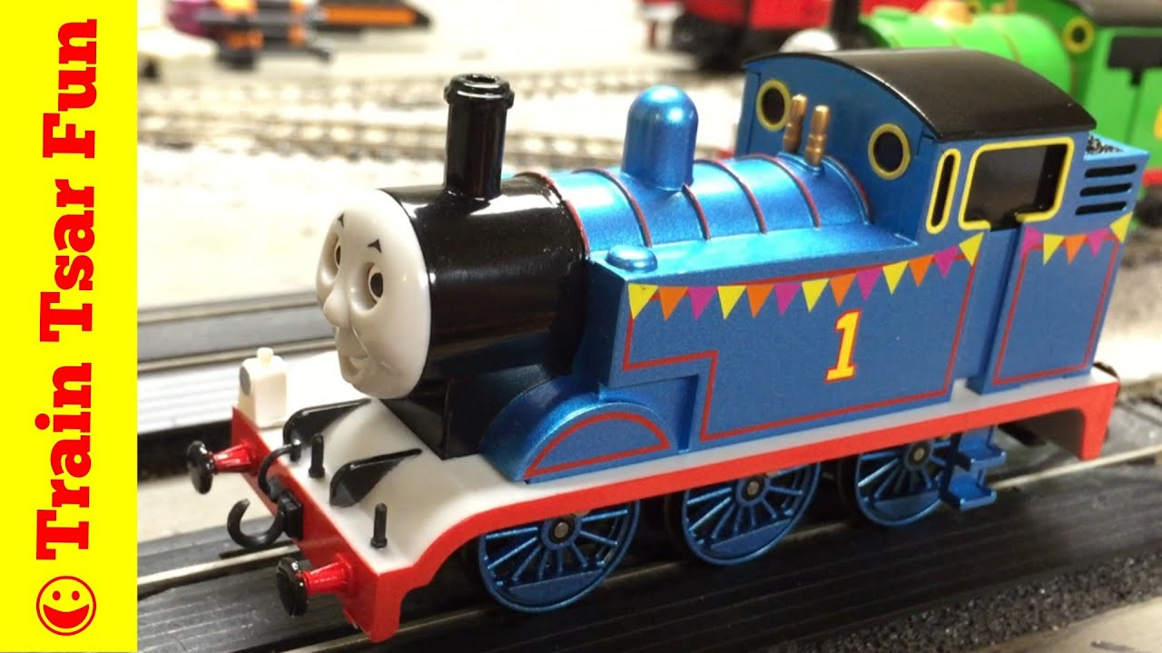 Thomas And Friends Building The New Line