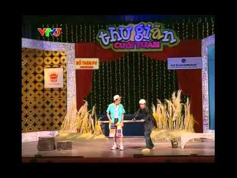 Thu Gian Cuoi Tuan - 4.9.2010 - Tieu Pham Cay Cau Dua 2 - Tran Thanh phan 2