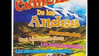 01 LA ROSA Y EL CLAVEL CARMENCITA LARA CUMBIA