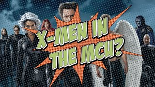 Ep. 110: Introducing X Men to the MCU