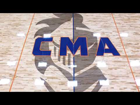 Christian Ministries Academy - New Gym Floor Install