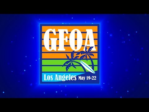 2019 GFOA Annual Conference - Los Angeles