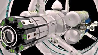 NASA construye la IXS Enterprise que superará la velocidad de la luz