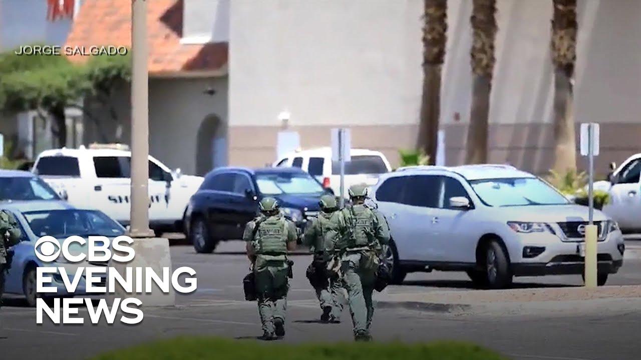 2 mass shootings terrified America this weekend. Here's what happened