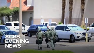 At least 20 killed and 40 injured in El Paso mall shooting