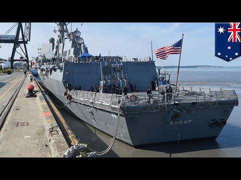 U.S. Planning Australia Naval Base - TomoNews