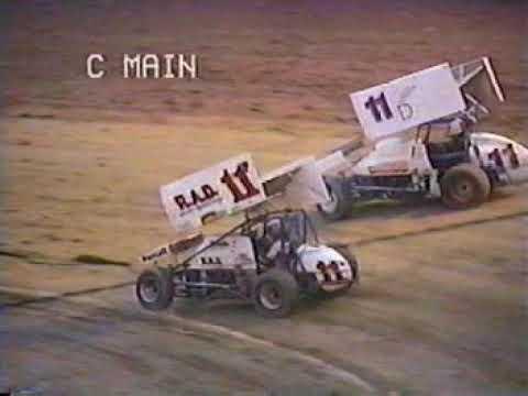 Skagit Speedway 1993 360 special, saturday show pt. 1
