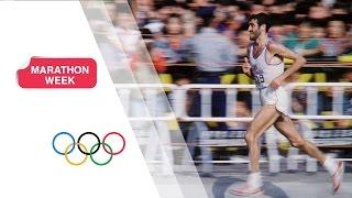Seoul 1988 Olympic Marathon   Marathon Week