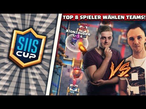 DIE TOP 8 SPIELER DER WELT WÄHLEN IHRE TEAMS! | Trymacs vs Chefstrobel Youtuber Duell Bo3!