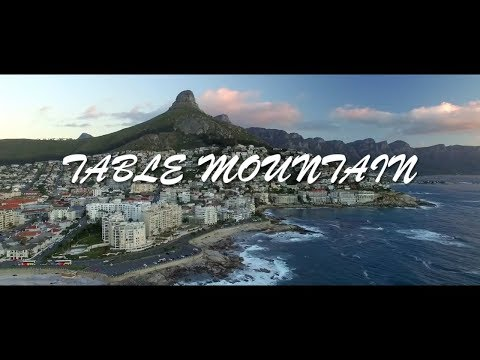 TABLE MOUNTAIN | CAPE TOWN | Drone Views PT.1
