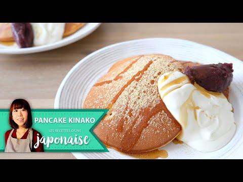 recette-pancakes-aux-kinako-|-dessert-japonais-|-les-recettes-d'une-japonaise