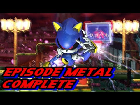 Sonic 4 Episode Metal - Complete w/commentary