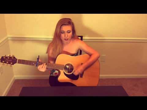 Let You Go- The Chainsmokers Acoustic Cover by Emily Marie Miller (Accompelling)