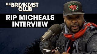 Rip Micheals Talks April Fools Comedy Jam, Envy Bombing On Stage + More