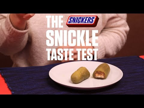 SNICKERS-Team-Tries-The-SNICKLE