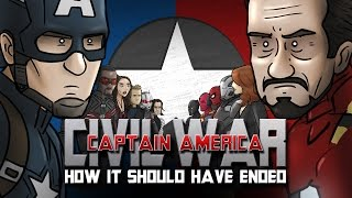 How Captain America: Civil War Should Have Ended thumbnail