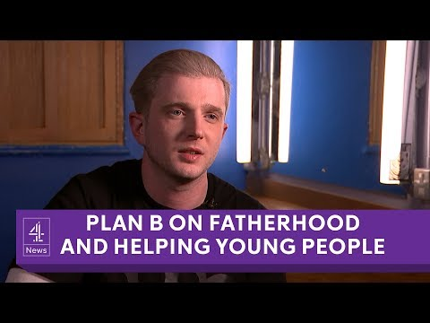 Ben Drew (Plan B) interview on fatherhood, music and helping young people