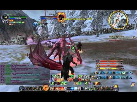 LOTRO Storm on Methedras skraid LvL 95 Solo Champion - Castorix of Imladris