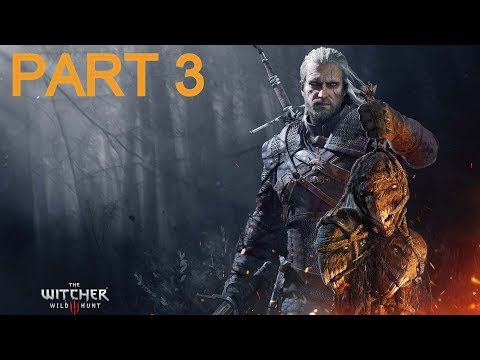 [LIVE] WITCHER 3 The Wild Hunt | Part 3 | 2019 | Badass