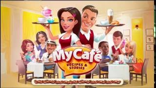 My Café: Recipes & Stories # 98 Winter Berry Dessert Recipe