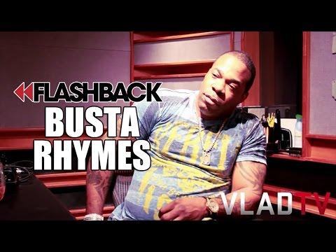 """Flashback: Busta Rhymes Debates Vlad Saying Biggie Got Him on """"Flava In Ya Ear Remix"""""""