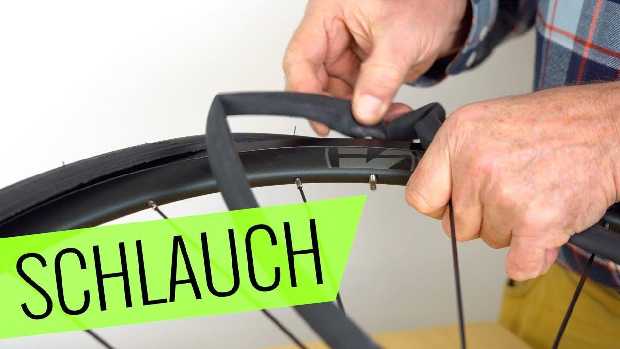 Fahrrad Schlauch Wechsel - Einfach, Schnell & RICHTIG