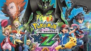 Phim hoạt hình Pokemon XYZ Thuyết Minh Tập 3